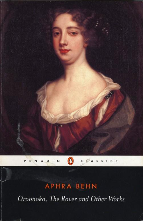an analysis of the authors authority in oroonoko a short work of prose fiction by aphra behn
